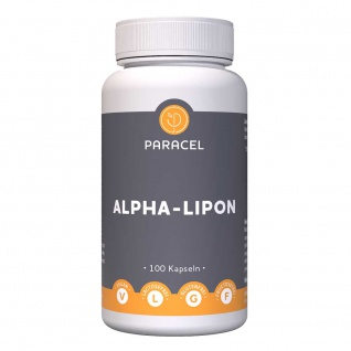 Paracel Alpha-Lipon Kapseln