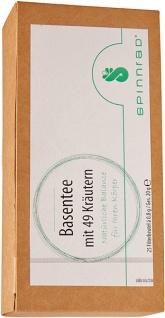 Spinnrad Basentee Beutel