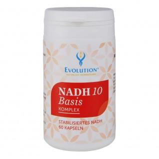 Evolution NADH 10 Basis Komplex Kapseln