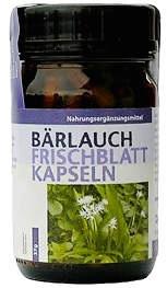 Dr. Pandalis Bärlauch Frischblatt Kapseln