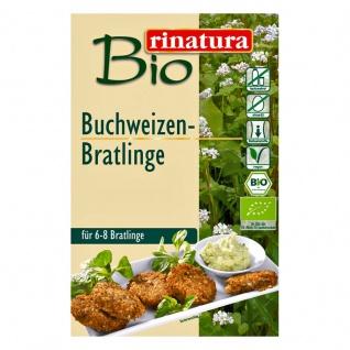 Rinatura Bio Buchweizen Bratlinge