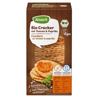 Alnavit Bio Cracker Tomate Paprika