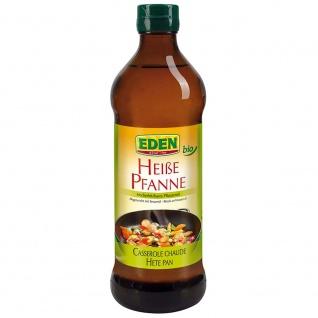 Eden Bio Heiße Pfanne Pflanzenöl