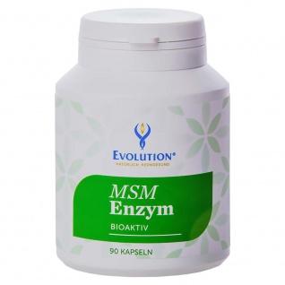 Evolution MSM Enzym Kapseln