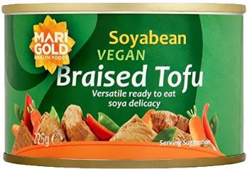Marigold Braised Tofu