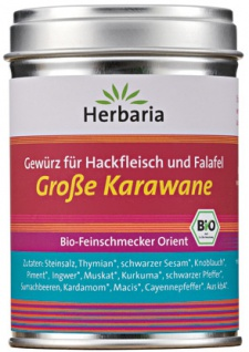 Herbaria Große Karawane Hackfleischgewürz