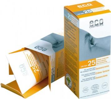 eco cosmetics Sonnencreme LSF25