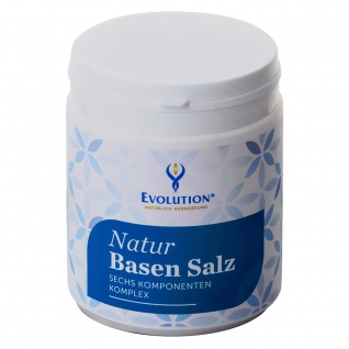 Evolution Natur Basen Salz