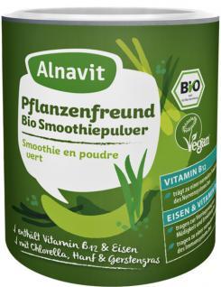 Alnavit Bio Smoothie Pulver Pflanzenfreund