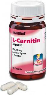 revoMed L-Carnitin Kapseln