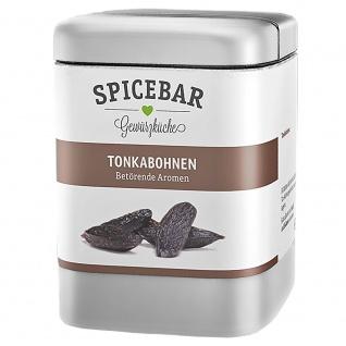Spicebar Bio Gewürzküche Tonka Bohnen