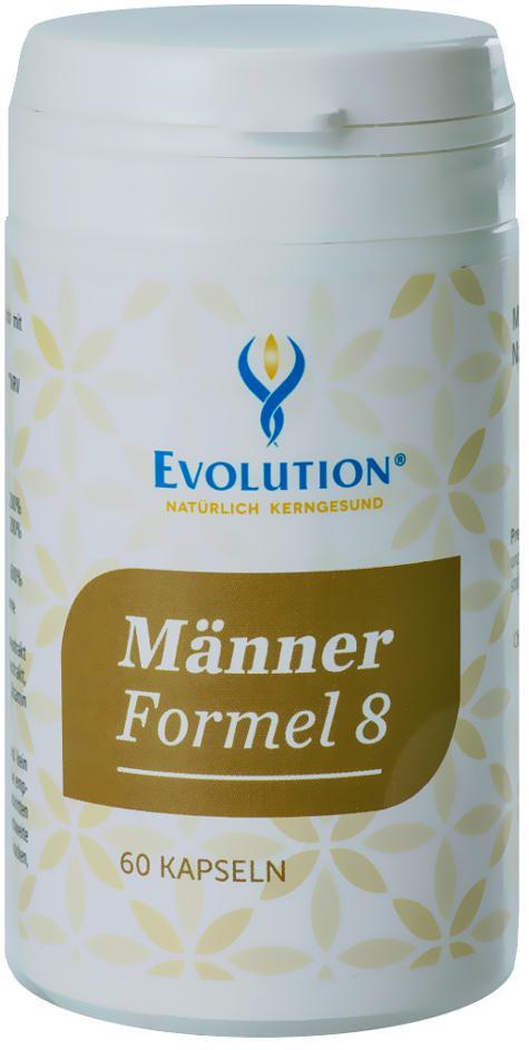 Evolution Männer Formel 8 Kapseln - Vorschau