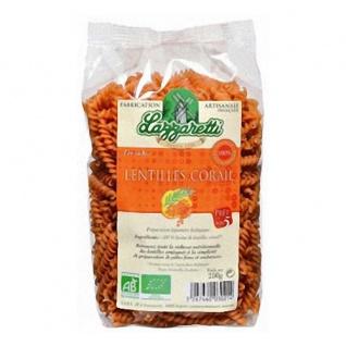 Lazzaretti Bio Spiralen Rote Linsen