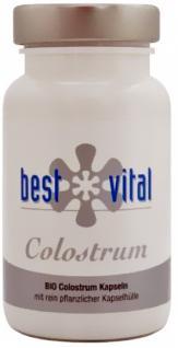 best vital Bio Colostrum Kapseln