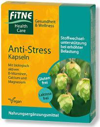 Fitne Anti-Stress Kapseln