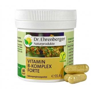 Dr. Ehrenberger Vitamin B-Komplex forte Kapseln - Vorschau