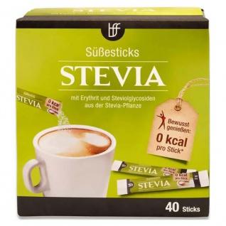 BFF Stevia Süße Sticks