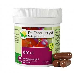 Dr. Ehrenberger OPC + C Kapseln