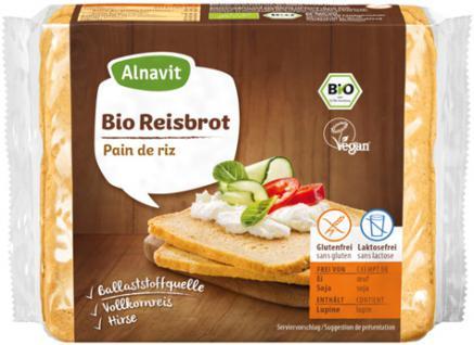 Alnavit Bio Reisbrot