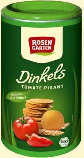 Rosengarten Dinkels Bio Tomate Cräcker - Vorschau