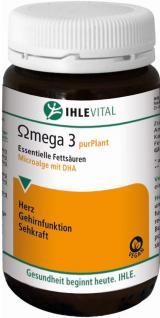 Ihlevital Omega 3 purPlant Kapseln - Vorschau