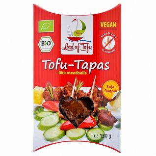 Lord of Tofu Bio Tofu-Tapas