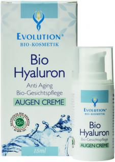 Evolution Bio Hyaluron Augencreme