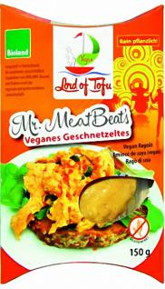 Lord of Tofu Mr. Meatbeat Veganes Geschnetzeltes