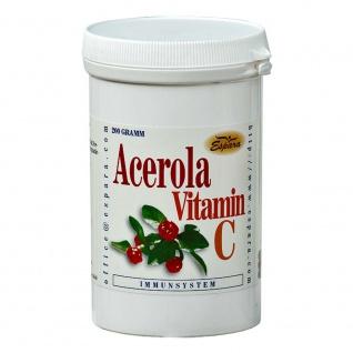 Espara Acerola Vitamin C Pulver - Vorschau