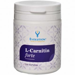 Evolution L-Carnitin forte Kapseln