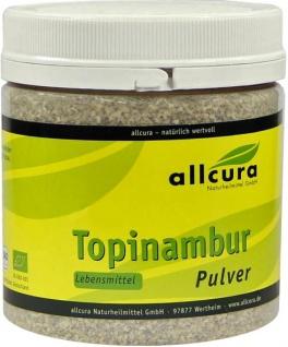 Allcura Bio Topinambur Pulver