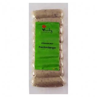 Topas Wheaty Bio Veganwurst Frankenberger