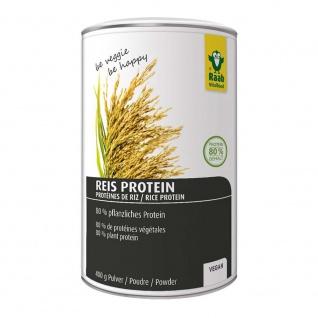Raab Reis Protein