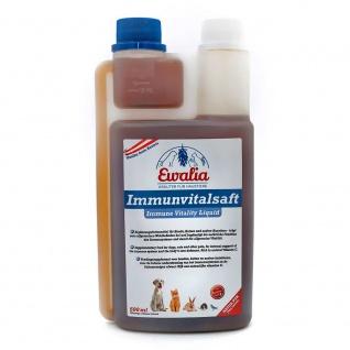 Ewalia Immunvitalsaft für Haustiere - Vorschau
