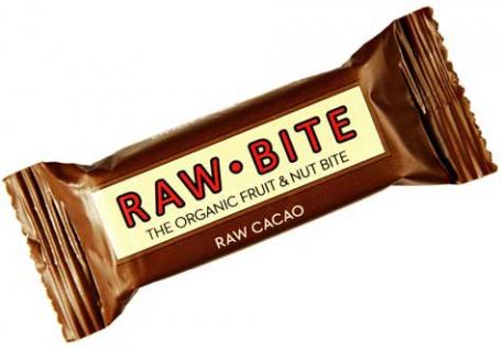 RAW BITE Bio Rohkostriegel Cacao