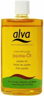 alva Bio Jojobaöl naturrein