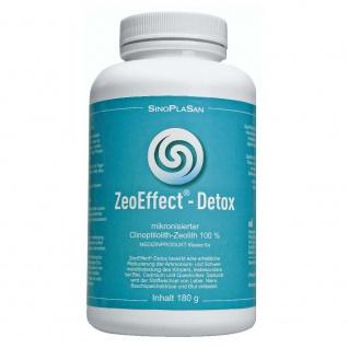 SinoPlaSan ZeoEffect Detox Pulver