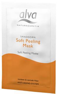 alva Sanddorn Soft Peeling Maske