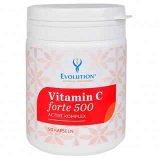 Evolution Vitamin C forte 500 Komplex Kapseln