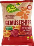 Kühne Enjoy Gemüse Chips Paprika