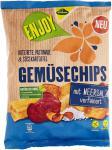 Kühne Enjoy Gemüse Chips Meersalz