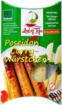 Lord of Tofu Bio Poseidon Tofu Curry-Würstchen