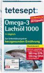 Tetesept Omega-3 Lachsöl 1000 Kapseln