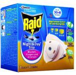 Raid Night & Day Trio Insekten-Stecker