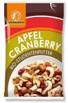 Landgarten Bio Studentenfutter Apfel-Cranberry