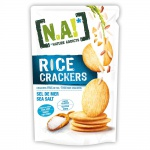 N.A.! Rice Cracker Meersalz