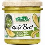 Allos Bio aufs Brot Streichcreme Avocado
