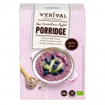 Verival Bio Porridge Heidelbeer Apfel