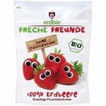 Freche Freunde Bio Fruchtchips Erdbeere