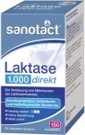Sanotact Laktase 1.000 FCC Kautabletten